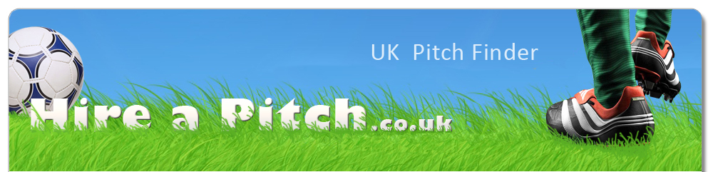 UK football pitch finder